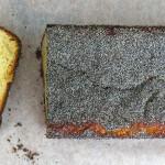 Gember-citroencake met maanzaad