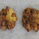 Gekonfijte walnoten (glutenvrij)
