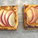 Snelle appeltaartjes