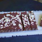 Choco bean bars: vegan en glutenvrij tussendoortje