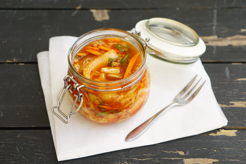 ZELFGEMAAKTE KIMCHI | fermenteren die handel!
