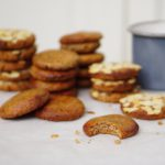 LEBKUCHEN | gezoet met honing en dadels