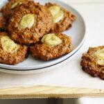 BANANA-WALNUT COOKIES | zonder toegevoegde suiker!