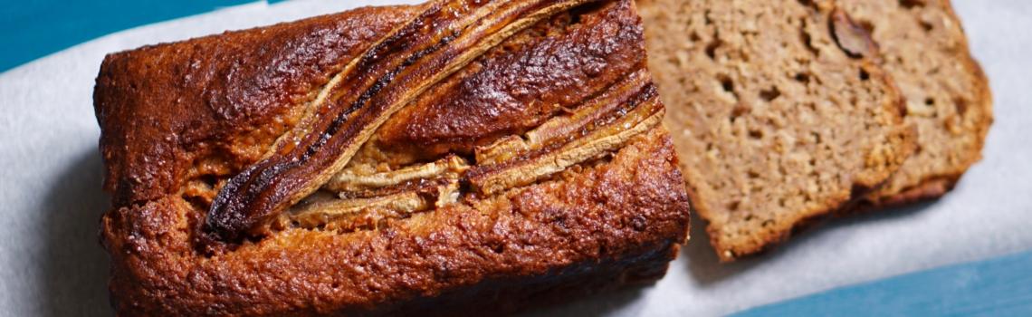 Banana&maple-loaf