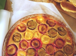 Pruimen Clafoutis: heerlijk zomers gebak