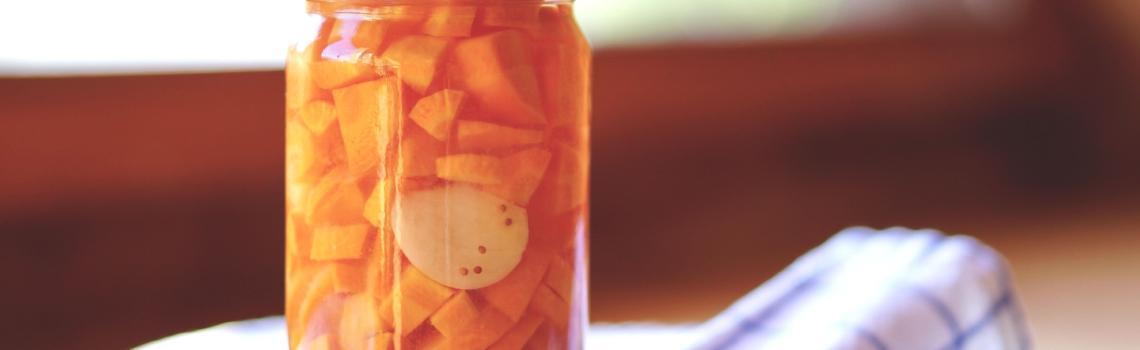 Fool-proof fermenteren met zuurkoolpekel