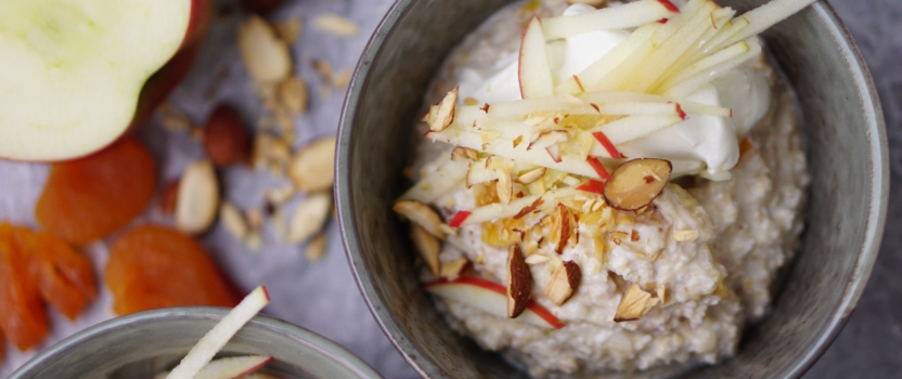 BIRCHER MUESLI | voor alle havermout-lovers