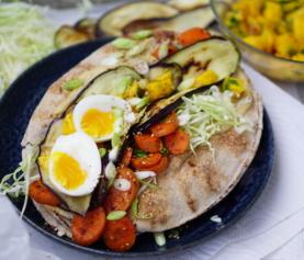 SABICH | streetfood uit het Midden-Oosten