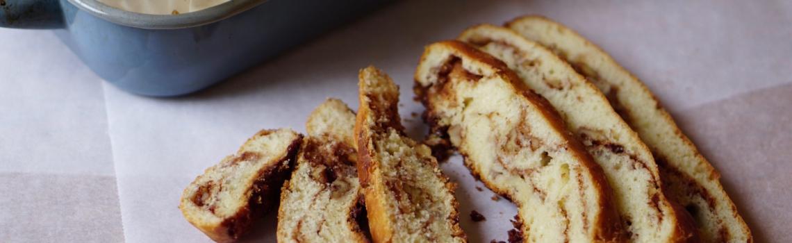MONKEY-BREAD | met kruidige kaneel-karamel en walnoten swirls