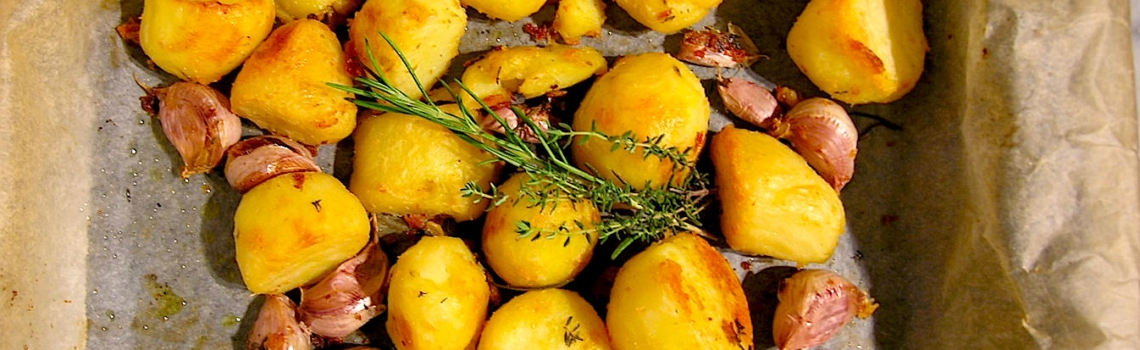 Het geheim achter de perfecte aardappelen