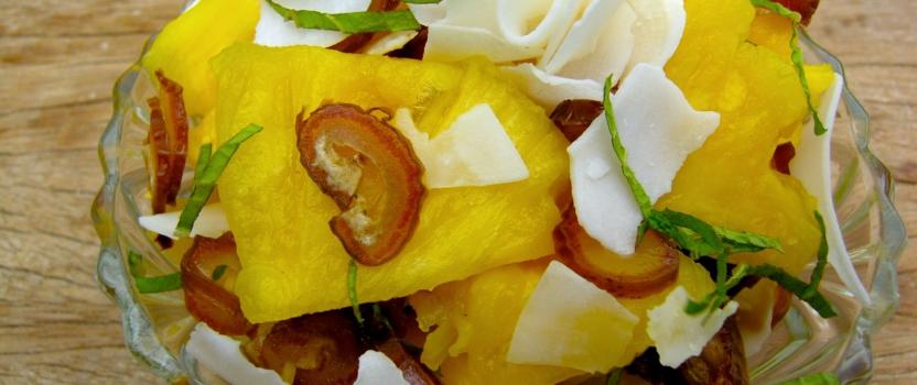 Ayurvedische ananas