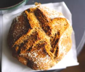 KOKEN MET TIJD: fool-proof brood zonder te kneden