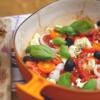 Griekse salade uit de oven
