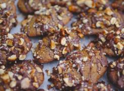 Extravagant lekkere hazelnoot madeleines