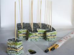 Sushi-stapel