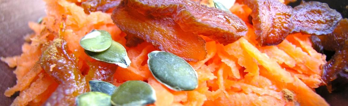 Carrotcakesalade